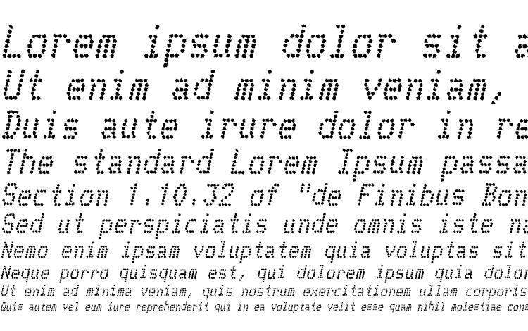 specimens TelidonInkRg BoldItalic font, sample TelidonInkRg BoldItalic font, an example of writing TelidonInkRg BoldItalic font, review TelidonInkRg BoldItalic font, preview TelidonInkRg BoldItalic font, TelidonInkRg BoldItalic font