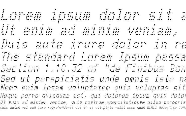 specimens TelidonInkRg Italic font, sample TelidonInkRg Italic font, an example of writing TelidonInkRg Italic font, review TelidonInkRg Italic font, preview TelidonInkRg Italic font, TelidonInkRg Italic font
