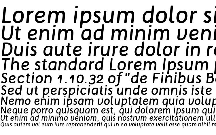 specimens Tellural Regular Italic font, sample Tellural Regular Italic font, an example of writing Tellural Regular Italic font, review Tellural Regular Italic font, preview Tellural Regular Italic font, Tellural Regular Italic font