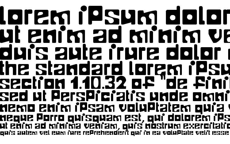 specimens Telopone font, sample Telopone font, an example of writing Telopone font, review Telopone font, preview Telopone font, Telopone font