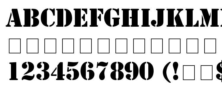 глифы шрифта Template Caps SSi Bold, символы шрифта Template Caps SSi Bold, символьная карта шрифта Template Caps SSi Bold, предварительный просмотр шрифта Template Caps SSi Bold, алфавит шрифта Template Caps SSi Bold, шрифт Template Caps SSi Bold