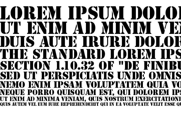 specimens TemplateCapsSSK font, sample TemplateCapsSSK font, an example of writing TemplateCapsSSK font, review TemplateCapsSSK font, preview TemplateCapsSSK font, TemplateCapsSSK font