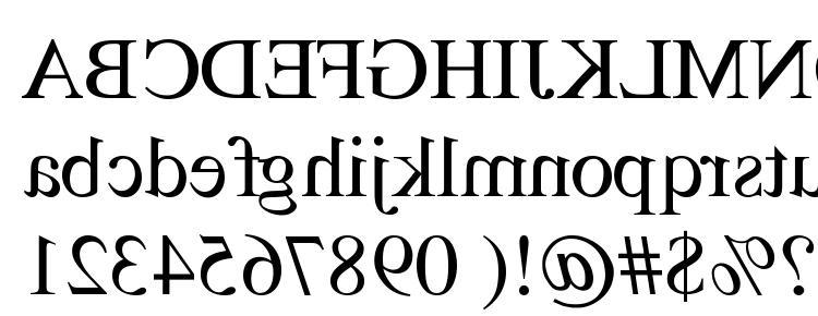 glyphs Temps Mirror Medium font, сharacters Temps Mirror Medium font, symbols Temps Mirror Medium font, character map Temps Mirror Medium font, preview Temps Mirror Medium font, abc Temps Mirror Medium font, Temps Mirror Medium font