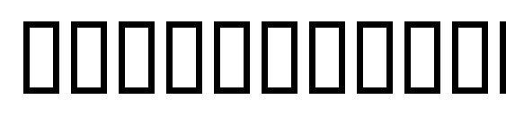 Шрифт TempsExpt ItalicSH