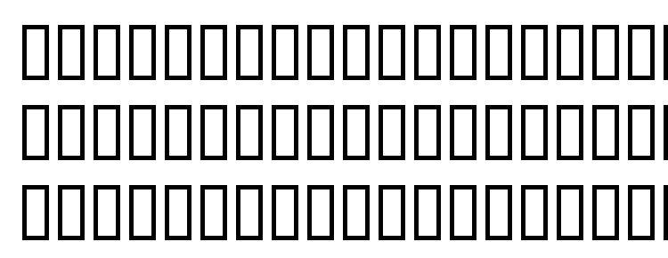 глифы шрифта TempsExpt RomanSH, символы шрифта TempsExpt RomanSH, символьная карта шрифта TempsExpt RomanSH, предварительный просмотр шрифта TempsExpt RomanSH, алфавит шрифта TempsExpt RomanSH, шрифт TempsExpt RomanSH