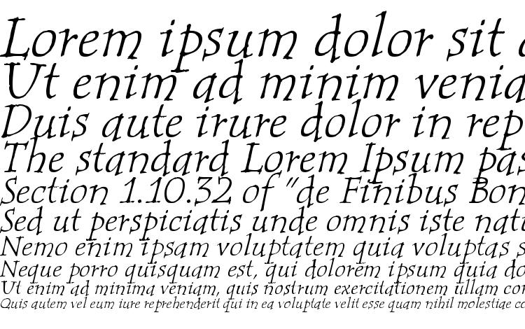 specimens Tempus ITC TT Italic font, sample Tempus ITC TT Italic font, an example of writing Tempus ITC TT Italic font, review Tempus ITC TT Italic font, preview Tempus ITC TT Italic font, Tempus ITC TT Italic font
