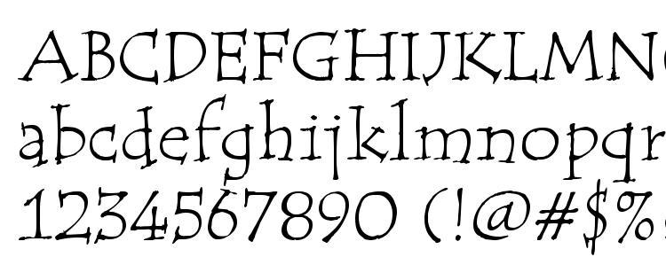 glyphs Tempus ITC TT font, сharacters Tempus ITC TT font, symbols Tempus ITC TT font, character map Tempus ITC TT font, preview Tempus ITC TT font, abc Tempus ITC TT font, Tempus ITC TT font
