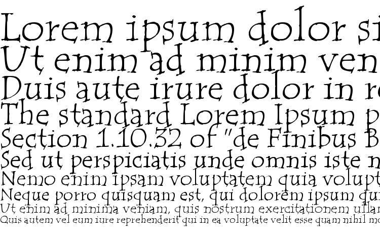 specimens Tempus ITC TT font, sample Tempus ITC TT font, an example of writing Tempus ITC TT font, review Tempus ITC TT font, preview Tempus ITC TT font, Tempus ITC TT font
