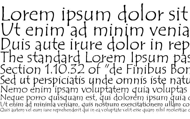 specimens Tempus Sans ITC TT font, sample Tempus Sans ITC TT font, an example of writing Tempus Sans ITC TT font, review Tempus Sans ITC TT font, preview Tempus Sans ITC TT font, Tempus Sans ITC TT font