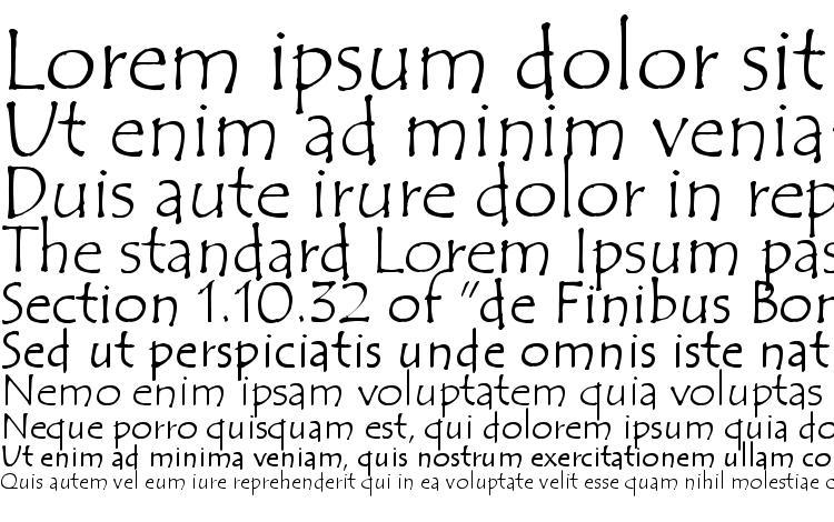 specimens Tempus Sans ITC font, sample Tempus Sans ITC font, an example of writing Tempus Sans ITC font, review Tempus Sans ITC font, preview Tempus Sans ITC font, Tempus Sans ITC font