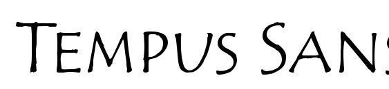 Tempus Sans SC ITC TT font, free Tempus Sans SC ITC TT font, preview Tempus Sans SC ITC TT font