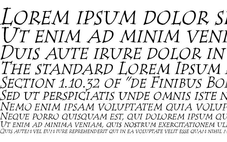 specimens Tempus SC ITC TT Italic font, sample Tempus SC ITC TT Italic font, an example of writing Tempus SC ITC TT Italic font, review Tempus SC ITC TT Italic font, preview Tempus SC ITC TT Italic font, Tempus SC ITC TT Italic font