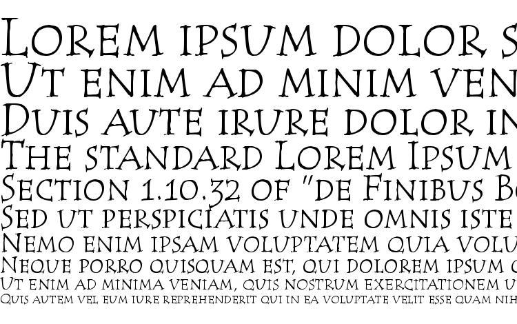 specimens Tempus SC ITC TT font, sample Tempus SC ITC TT font, an example of writing Tempus SC ITC TT font, review Tempus SC ITC TT font, preview Tempus SC ITC TT font, Tempus SC ITC TT font