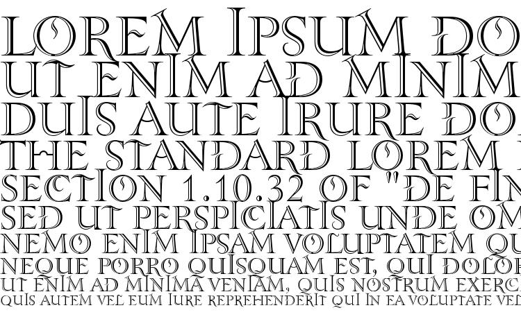specimens TenebraShaded font, sample TenebraShaded font, an example of writing TenebraShaded font, review TenebraShaded font, preview TenebraShaded font, TenebraShaded font