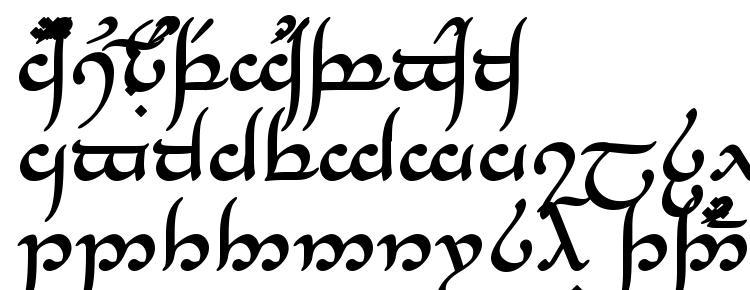 glyphs Tengwar annatar bold font, сharacters Tengwar annatar bold font, symbols Tengwar annatar bold font, character map Tengwar annatar bold font, preview Tengwar annatar bold font, abc Tengwar annatar bold font, Tengwar annatar bold font