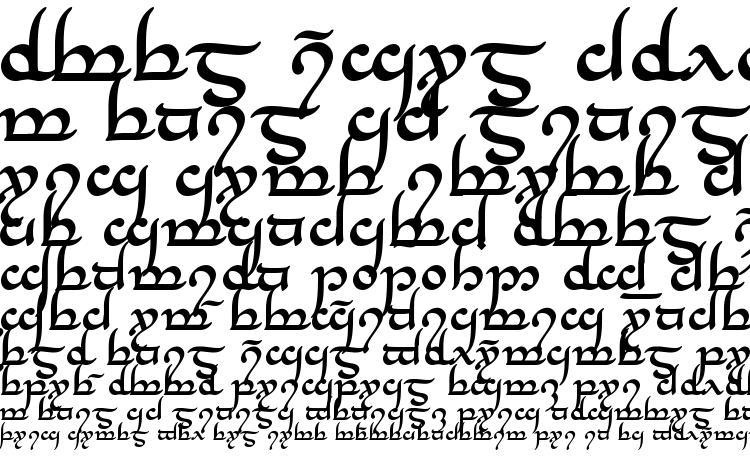 specimens Tengwar annatar bold font, sample Tengwar annatar bold font, an example of writing Tengwar annatar bold font, review Tengwar annatar bold font, preview Tengwar annatar bold font, Tengwar annatar bold font