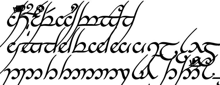 glyphs Tengwar annatar italic font, сharacters Tengwar annatar italic font, symbols Tengwar annatar italic font, character map Tengwar annatar italic font, preview Tengwar annatar italic font, abc Tengwar annatar italic font, Tengwar annatar italic font