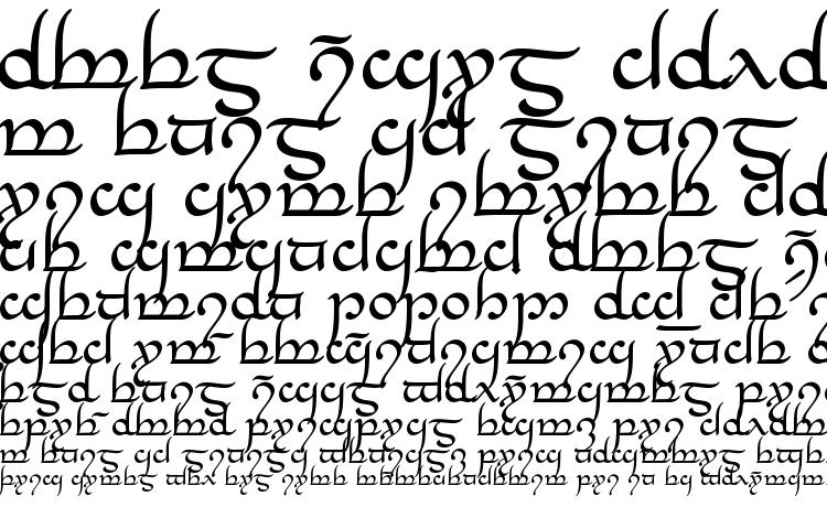 образцы шрифта Tengwar annatar, образец шрифта Tengwar annatar, пример написания шрифта Tengwar annatar, просмотр шрифта Tengwar annatar, предосмотр шрифта Tengwar annatar, шрифт Tengwar annatar