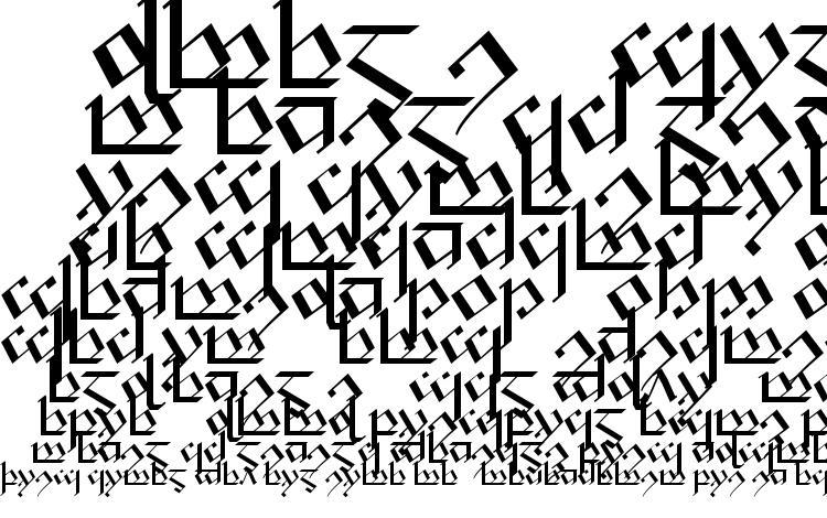 specimens Tengwar Noldor 1 font, sample Tengwar Noldor 1 font, an example of writing Tengwar Noldor 1 font, review Tengwar Noldor 1 font, preview Tengwar Noldor 1 font, Tengwar Noldor 1 font