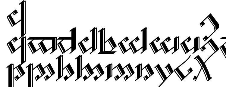 глифы шрифта Tengwar Noldor 2, символы шрифта Tengwar Noldor 2, символьная карта шрифта Tengwar Noldor 2, предварительный просмотр шрифта Tengwar Noldor 2, алфавит шрифта Tengwar Noldor 2, шрифт Tengwar Noldor 2