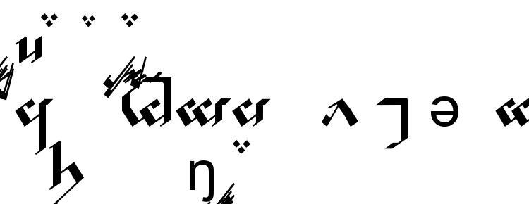 глифы шрифта Tengwar Noldor A, символы шрифта Tengwar Noldor A, символьная карта шрифта Tengwar Noldor A, предварительный просмотр шрифта Tengwar Noldor A, алфавит шрифта Tengwar Noldor A, шрифт Tengwar Noldor A