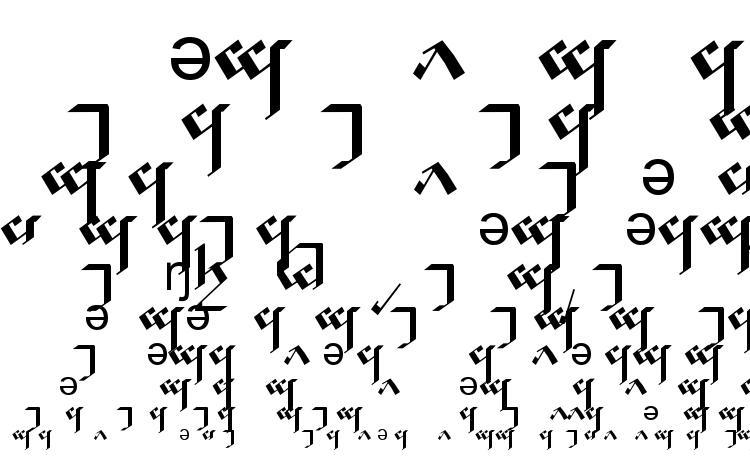 образцы шрифта Tengwar Noldor A, образец шрифта Tengwar Noldor A, пример написания шрифта Tengwar Noldor A, просмотр шрифта Tengwar Noldor A, предосмотр шрифта Tengwar Noldor A, шрифт Tengwar Noldor A