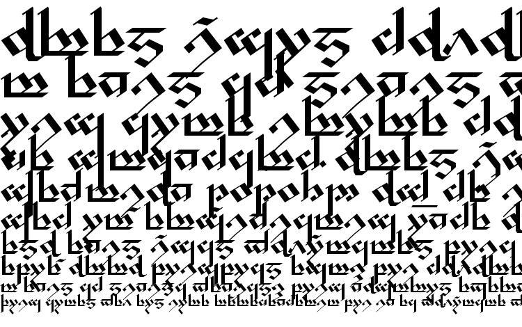 specimens Tengwar Noldor font, sample Tengwar Noldor font, an example of writing Tengwar Noldor font, review Tengwar Noldor font, preview Tengwar Noldor font, Tengwar Noldor font