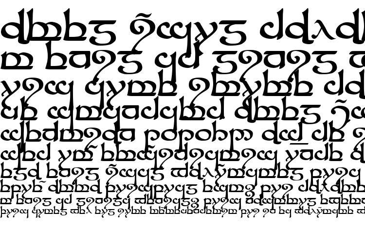 образцы шрифта Tengwar Sindarin, образец шрифта Tengwar Sindarin, пример написания шрифта Tengwar Sindarin, просмотр шрифта Tengwar Sindarin, предосмотр шрифта Tengwar Sindarin, шрифт Tengwar Sindarin