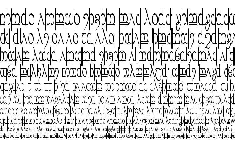 образцы шрифта Tengwar ver. # 5, образец шрифта Tengwar ver. # 5, пример написания шрифта Tengwar ver. # 5, просмотр шрифта Tengwar ver. # 5, предосмотр шрифта Tengwar ver. # 5, шрифт Tengwar ver. # 5