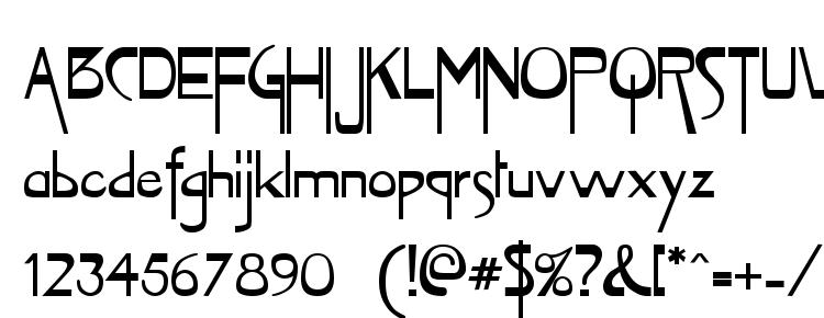 glyphs Tentakel font, сharacters Tentakel font, symbols Tentakel font, character map Tentakel font, preview Tentakel font, abc Tentakel font, Tentakel font