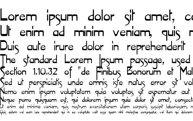 specimens Tentakel font, sample Tentakel font, an example of writing Tentakel font, review Tentakel font, preview Tentakel font, Tentakel font