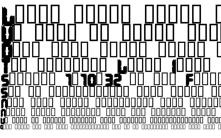 Шрифт Terminus скачать бесплатно / LegionFonts