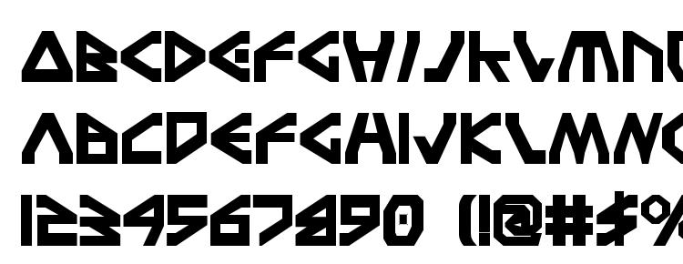 глифы шрифта Terra Firma Bold, символы шрифта Terra Firma Bold, символьная карта шрифта Terra Firma Bold, предварительный просмотр шрифта Terra Firma Bold, алфавит шрифта Terra Firma Bold, шрифт Terra Firma Bold