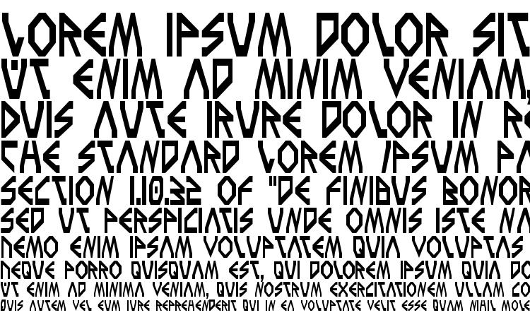 specimens Terra Firma Condensed font, sample Terra Firma Condensed font, an example of writing Terra Firma Condensed font, review Terra Firma Condensed font, preview Terra Firma Condensed font, Terra Firma Condensed font
