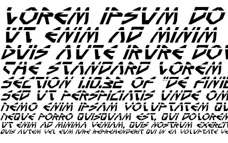 образцы шрифта Terra Firma Laser Italic, образец шрифта Terra Firma Laser Italic, пример написания шрифта Terra Firma Laser Italic, просмотр шрифта Terra Firma Laser Italic, предосмотр шрифта Terra Firma Laser Italic, шрифт Terra Firma Laser Italic