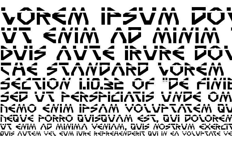 specimens Terra Firma Laser font, sample Terra Firma Laser font, an example of writing Terra Firma Laser font, review Terra Firma Laser font, preview Terra Firma Laser font, Terra Firma Laser font
