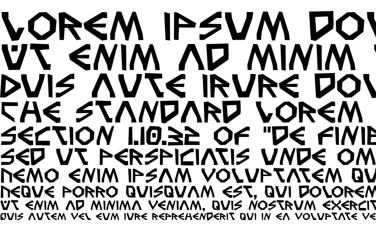specimens Terra Firma Rough font, sample Terra Firma Rough font, an example of writing Terra Firma Rough font, review Terra Firma Rough font, preview Terra Firma Rough font, Terra Firma Rough font