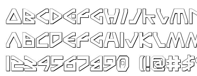 глифы шрифта Terra Firma Shadow, символы шрифта Terra Firma Shadow, символьная карта шрифта Terra Firma Shadow, предварительный просмотр шрифта Terra Firma Shadow, алфавит шрифта Terra Firma Shadow, шрифт Terra Firma Shadow