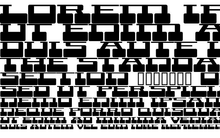 specimens Terra X font, sample Terra X font, an example of writing Terra X font, review Terra X font, preview Terra X font, Terra X font