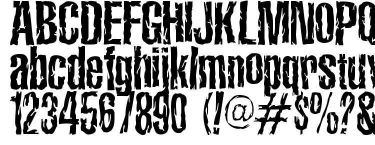глифы шрифта Terrorama chiseled, символы шрифта Terrorama chiseled, символьная карта шрифта Terrorama chiseled, предварительный просмотр шрифта Terrorama chiseled, алфавит шрифта Terrorama chiseled, шрифт Terrorama chiseled