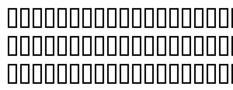 глифы шрифта Terse, символы шрифта Terse, символьная карта шрифта Terse, предварительный просмотр шрифта Terse, алфавит шрифта Terse, шрифт Terse