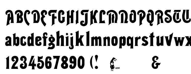 глифы шрифта Teton, символы шрифта Teton, символьная карта шрифта Teton, предварительный просмотр шрифта Teton, алфавит шрифта Teton, шрифт Teton