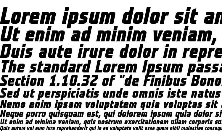 specimens TeutonFett BoldItalic font, sample TeutonFett BoldItalic font, an example of writing TeutonFett BoldItalic font, review TeutonFett BoldItalic font, preview TeutonFett BoldItalic font, TeutonFett BoldItalic font