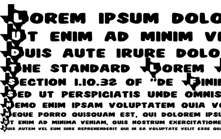 specimens Texas2 font, sample Texas2 font, an example of writing Texas2 font, review Texas2 font, preview Texas2 font, Texas2 font