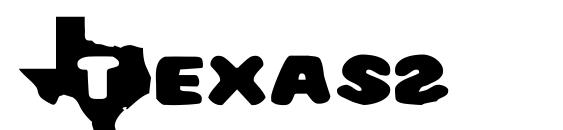 Texas2 Font