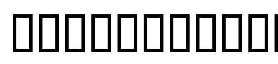 TexCatlin SH Font