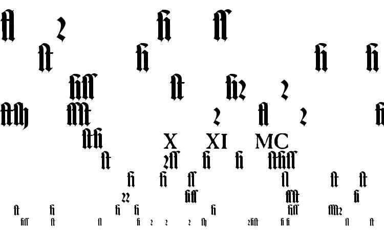 specimens TexturGotisch LT Expert DFR font, sample TexturGotisch LT Expert DFR font, an example of writing TexturGotisch LT Expert DFR font, review TexturGotisch LT Expert DFR font, preview TexturGotisch LT Expert DFR font, TexturGotisch LT Expert DFR font