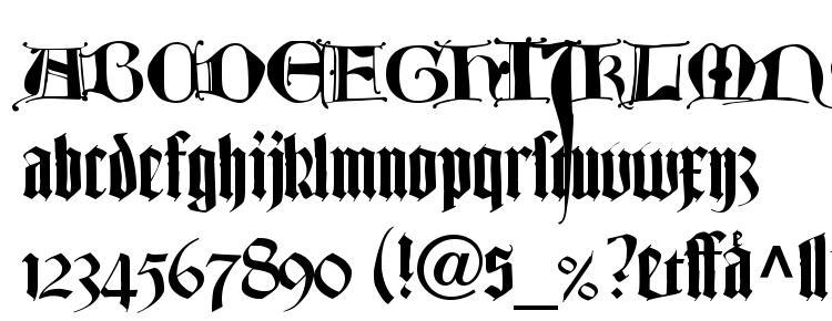 glyphs TexturLombardisch LT Dfr font, сharacters TexturLombardisch LT Dfr font, symbols TexturLombardisch LT Dfr font, character map TexturLombardisch LT Dfr font, preview TexturLombardisch LT Dfr font, abc TexturLombardisch LT Dfr font, TexturLombardisch LT Dfr font