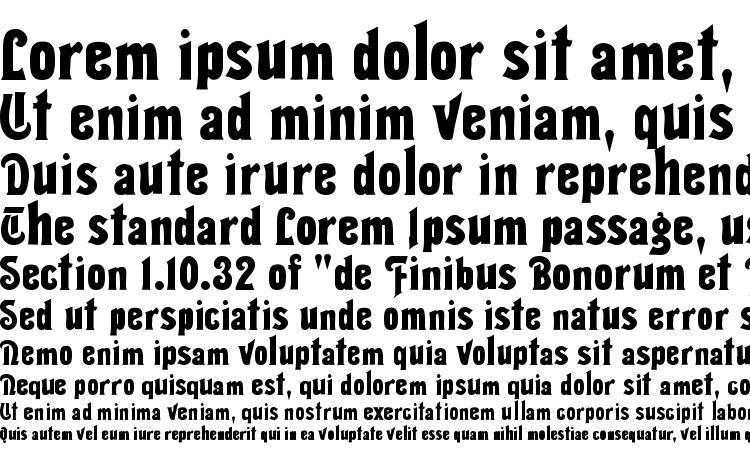 specimens Thalia Normal font, sample Thalia Normal font, an example of writing Thalia Normal font, review Thalia Normal font, preview Thalia Normal font, Thalia Normal font