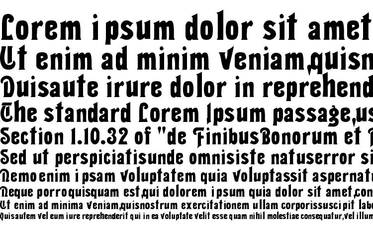 specimens Thalia font, sample Thalia font, an example of writing Thalia font, review Thalia font, preview Thalia font, Thalia font